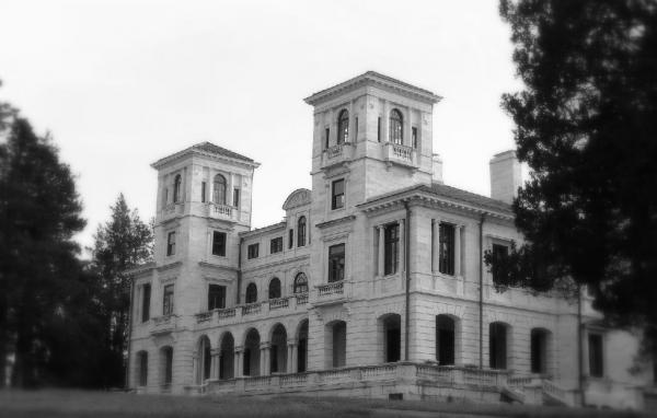 Swannanoa Mansion