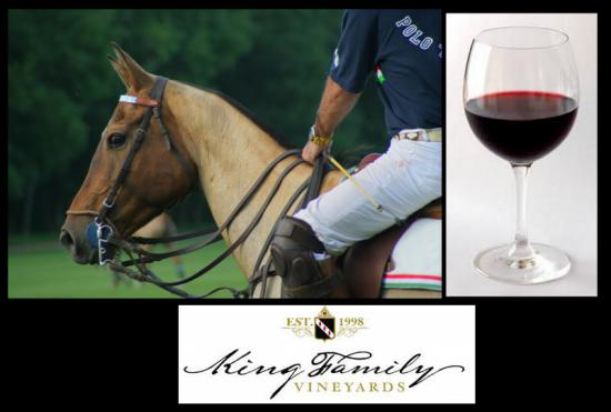 Polo at King Family Vineyards