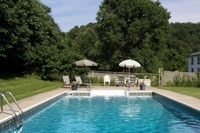 Afton Mountain Bed & Breakfast  Pool